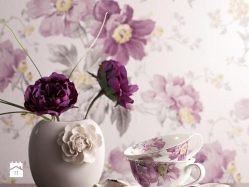 Фиолетовый в интерьере - какой цвет подходит к фиолетовым стенам?