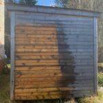 Что делать, если ваш деревянный фасад посерел