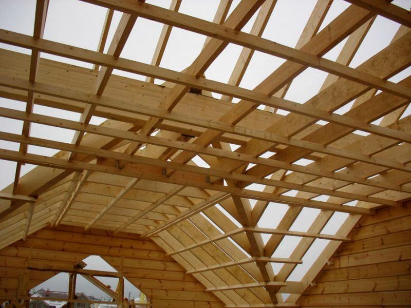 утепления крыши потолка дома