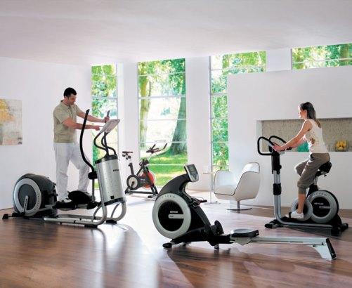 Как выбрать фитнес-оборудования для спорт зала на дому