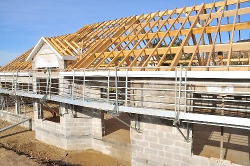 Потолок для надежного дома