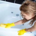 Особенности ухода за акриловыми ваннами