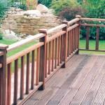 Деревянная терраса — шаг за шагом