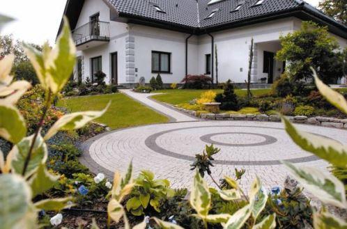 Дорожки вокруг вашего дома
