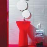 Как подобрать яркие цвета в ванную комнату