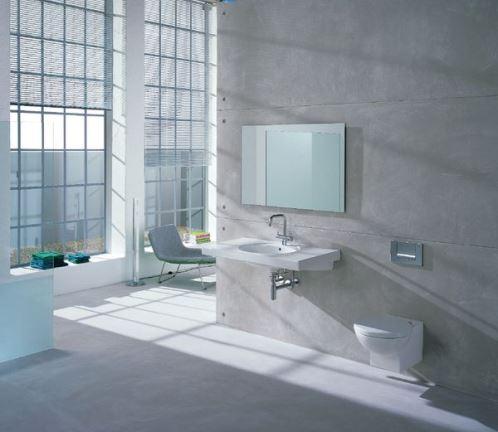 Ванная комната из стекла