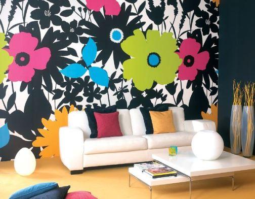 Гармоничное сочетание цвета и материала в дизайне интерьера