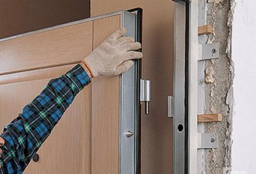 Как правильно перенести проём межкомнатной двери