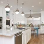 Каким должно быть освещение на кухне