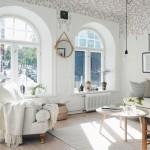 В какой цвет покрасить комнату? Идеи для светлой и просторной гостиной
