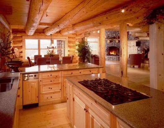 Деревянный потолок - как провести капитальный ремонт