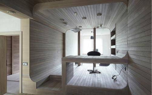 Дизайн квартиры. Скругления и радиусы в интерьере