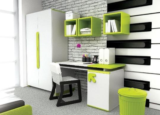 Комната школьника - идеи, советы, вдохновение