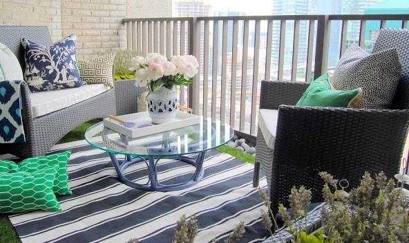 Терраса, балкон или сад - что выбрать?