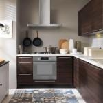 Преимущества кухонной мебели в цвете натурального дерева