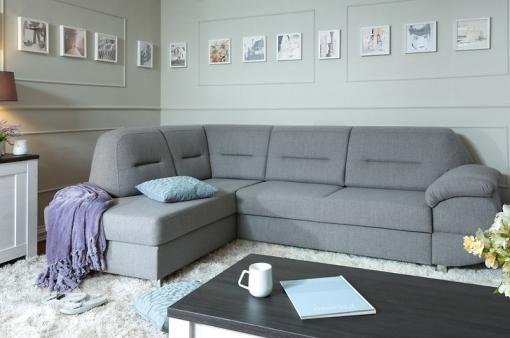 Угловой диван - функциональная мебель для гостиной