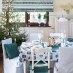 Украшение дома к новогодним праздникам