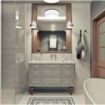 Как выбрать зеркало для ванной комнаты