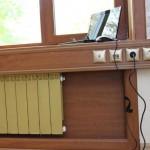 Установка розеток и выключателей в ПВХ-откосы