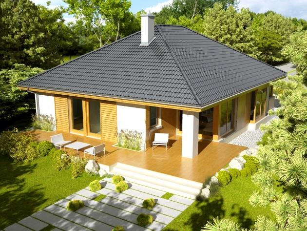 Крыша говорит о всем доме