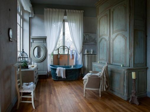 Правила создания стильной ванной комнаты