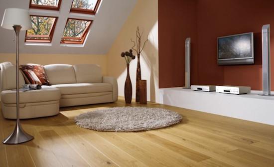 напольное отопление под деревянным полом