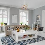 Скандинавский стиль — минимализм в квартире