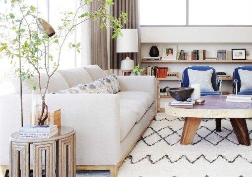 Идеи для вашего дома: гостиная