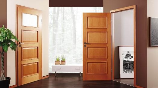 Межкомнатные двери - замер, проём и узлы примыкания