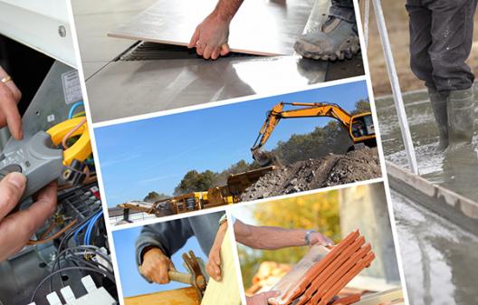 Этапы реализации строительства