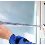 Замер и установка пластиковых окон