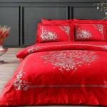 Постельноебельевспальню с цветами