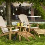 Садовая мебель в вашем саду