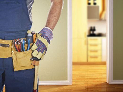 Перчатки мастера для отделки и ремонта