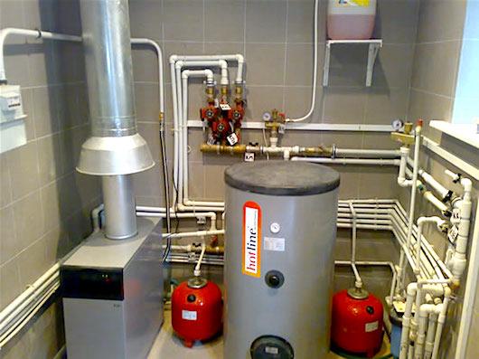 система горячего водоснабжения - Teletap.org