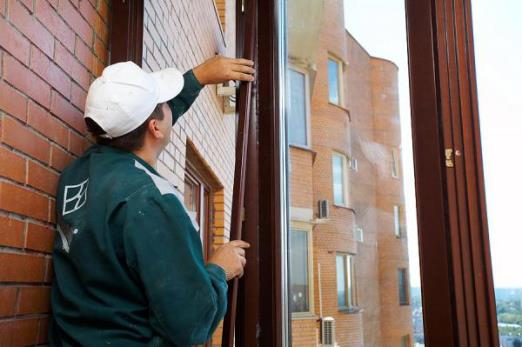 Остекление лоджии и балкона: нащельники и отливы