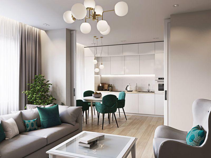 купить однокомнатную квартиру от застройщика