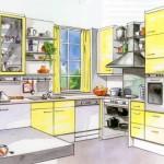 Идеальный план кухни или как проектировать кухню