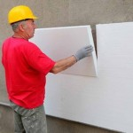 Применение пенополистирола в строительстве