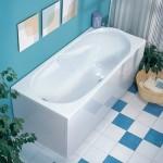 Акриловая ванна: обзор особенностей и преимуществ