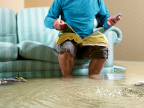 Как не затопить соседей