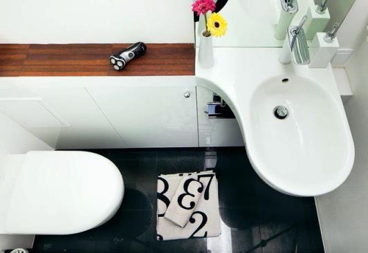 Как организовать небольшую ванную комнату