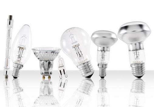 лампочки для освещения